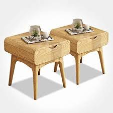 Wooden Bedroom Furniture Bedside Cabinet Bedside ... - Amazon.com