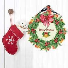 Brave669 [Christmas Decoration]-Christmas Wreath ... - Amazon.com
