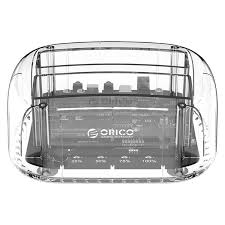 <b>Orico</b> 6239U3-C <b>3.5 inch</b> Type-B External Mobile Hard Disk Dock 2 ...