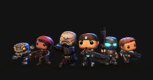 Gears of War meets Funko Pop in new mobile game - Polygon