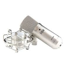ISK <b>BM</b>-<b>800 Professional Studio</b> Recording- Buy Online in ...