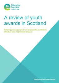 john muir award features in education scotland report