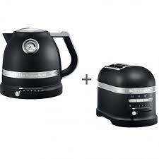 Набор завтрак <b>KitchenAid</b> чайник 5KEK1522EBK + <b>тостер</b> ...