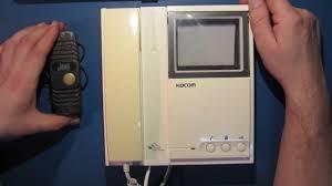 Ремонт <b>видеодомофона KOCOM KVM</b>-524. Отсутствует ...