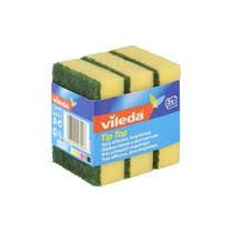 <b>Губка Vileda Tip Top</b> классическая 3 шт купить с доставкой по ...