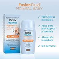 <b>Isdin</b> – Sunscreen Baby <b>SPF 50</b> +: Amazon.co.uk: Beauty