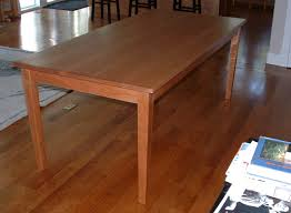 walnut cherry dining: table size is w quot x l quot x h quot you can order a custom piece to your own specifications avalible in cherry wood  walnut wood