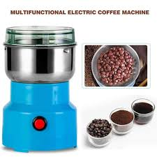 Coffee Grinder <b>Electric Smash Machine</b> Portable Spice Herb ...