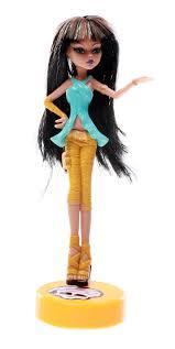 Monster High Мини-кукла <b>Кукла</b>-<b>Ручка</b> Клео де Нил — купить в ...