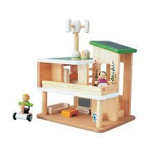 plantoys eco house   f