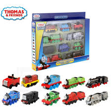 <b>10</b>/<b>trains Original Thomas And</b> Friends Trains alloy collection ...