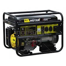 <b>Генератор бензиновый Huter DY9500LX</b>, 7.5 кВт в Москве ...