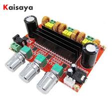 <b>XH M139</b> new version TPA3116D2 DC12V 24V 2X50W+100W <b>2.1</b> ...