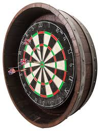 wine barrel dartboard rustic darts and dartboards alpine wine design outdoor