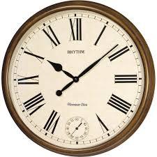 <b>Rhythm CMH721CR06</b> | <b>Настенные часы</b>