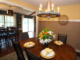 Two Tone Painting Stunning Two Tone Dining Room Color Ideas Pictures Best Image 3d