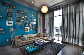 living room blue wall color blue living room furniture ideas