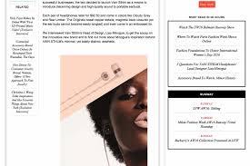 vain sthlm designer interviewed by nyc s fashion times sliding vain fashion times interview 2