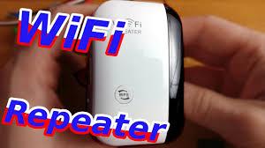 <b>WiFi repeater</b> setup on mobile - YouTube