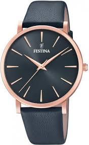 <b>Женские часы Festina F20373/2</b> (Испания, кварцевый механизм ...
