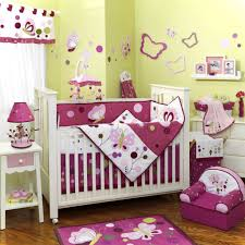 baby nurseryideas for baby girl room using attractive and cute themes for decoration spacious baby girl furniture ideas