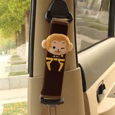 <b>1pc</b> Auto <b>Safety Belt</b> Cover <b>Cartoon</b> Animal Car <b>Seat Belt</b> Cover Soft ...
