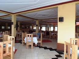 <b>Massive Dining</b> Space for 3 people! - Picture of Bunyonyi Safaris ...