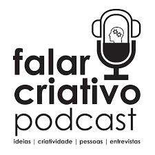 Podcast – falar criativo cover