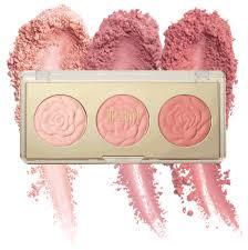<b>Milani Палетка румян Rose</b> Blush Trio Palette — купить по ...