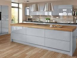 kitchen worktops ideas worktop full: ice blue high gloss kitchen with walnut oak kitchen worktop