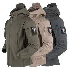 Online Shop <b>Hunting</b> clothes <b>Outdoor</b> Shark Skin <b>tad</b> v4 Tactical ...