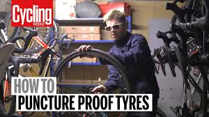 How to puncture proof your <b>tyres</b> | <b>Cycling</b> Weekly - YouTube