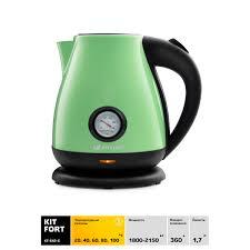 <b>Электрический чайник Kitfort</b> КТ-642-6 в Москве – купить по ...