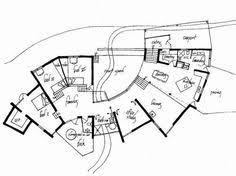 Lloyd Turner bubble house plan   Off Grid    ish Reuse Tiny Ideas    Cob Earthship Houses  Earthbag Houses  Pease Earth  Finish Tiny House  Environmental Houses Resources  Plans Bing  Plans Google  Organic Floorplans