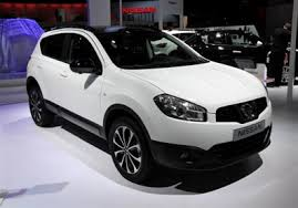 Nissan Qashqai at CarLease UK