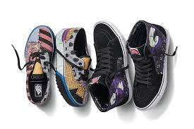 Vans The Nightmare Before Christmas Release Date - SBD