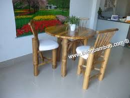 bamboo dining room bamboo company furniture