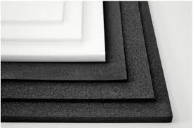 Plastazote LD45, <b>Pre</b>-<b>cut white</b>, 5 pieces   Use/Display   GMW-Shop
