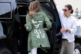 Melania Trump's Green Zara <b>Jacket</b> Means What You Want It To ...