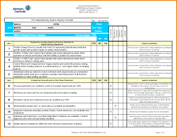 professional audit form report template sample for manufacturing it