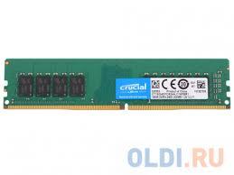 Оперативная <b>память</b> Crucial Dual Rankx8 CT16G4DFD824A DIMM ...