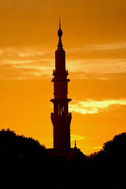 Hasil gambar untuk menara masjid