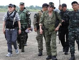 Duterte: ABD'yi asla ziyaret etmem