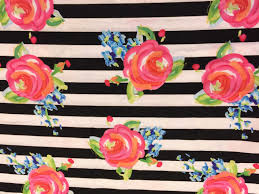 home decor fabrics by the yard fabric black and white striped floral fabric by the yard quilt fabric