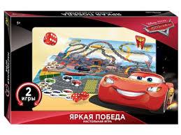 Купить <b>настольную игру Step puzzle</b> Яркая победа (92106) по ...
