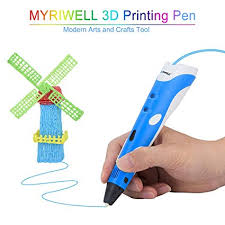 Myriwell 3D Pen DIY 3D Printer Pen Drawing Pens 3d ... - Amazon.com