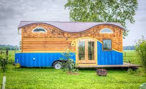 The Pequod is a whale of a tiny house for family of four   TreeHuggerRocky Mountain Homes