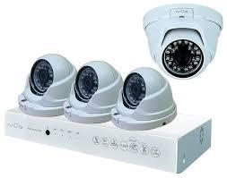 <b>Комплект видеонаблюдения IVUE</b> 1080P-AHC-D4 4 камеры ...