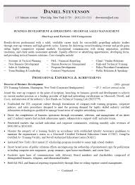 business development and regional sales manager resumefree resume templates