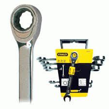<b>Ключи комбинированные с</b> храповым механизмом Stanley купить ...